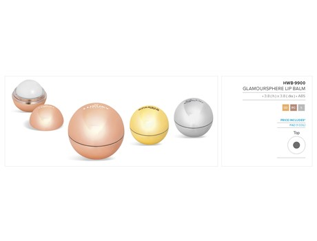 Glamoursphere Lip Balm Gift Ideas for Her