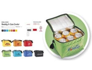 Buddy 6-Can Cooler