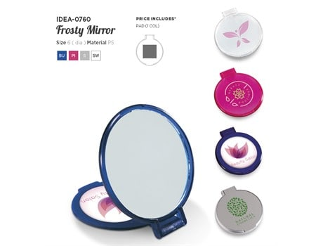 Frosty Mirror First Aid and Personal Care