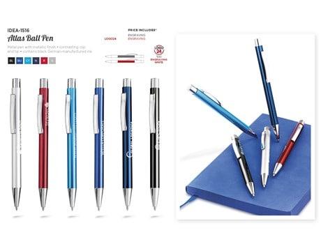Atlas Ball Pen N/A2