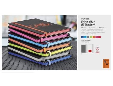 Colour-Edge A5 Notebook N/A2