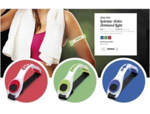 Lodestar Active Armband Light