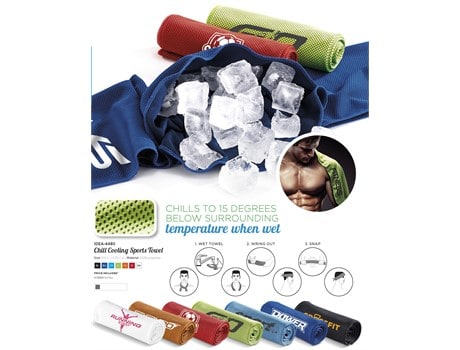 Chill Cooling Sports Towel N/A2