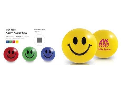 Smile Stress Ball Kids Ideas