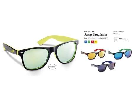 Jordy Sunglasses Summer Idea Give-Aways
