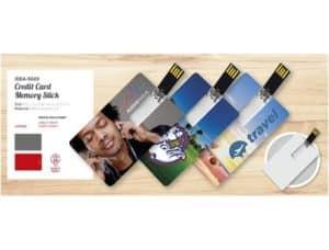 Credit Card Memory Stick – 16GB