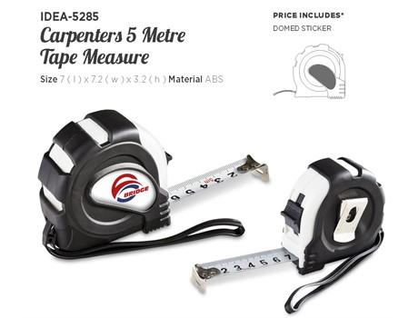 Carpenters 5 Metre Tape Measure N/A2