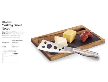 Brittany Cheese Board Kitchen and Home Living