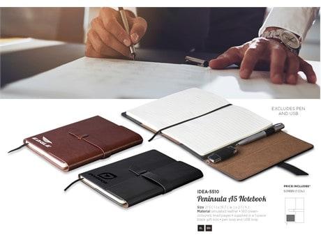 Peninsula Midi Notebook N/A2
