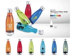 Whanganui Water Bottle – 540ml Drinkware