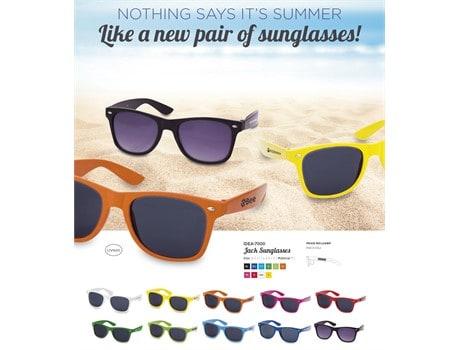 Jack Sunglasses Fun In the Sun and Beach Ideas