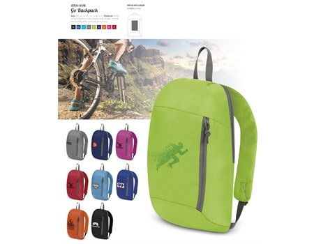 Go Backpack Bags and Travel