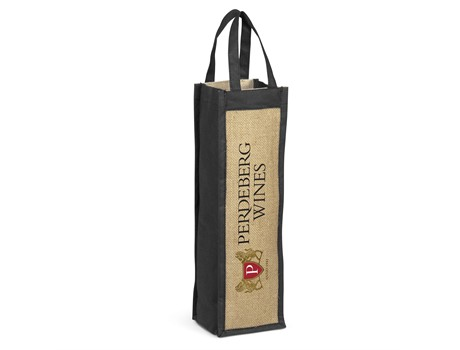 Bordeaux Single Wine Tote Kitchen and Home Living