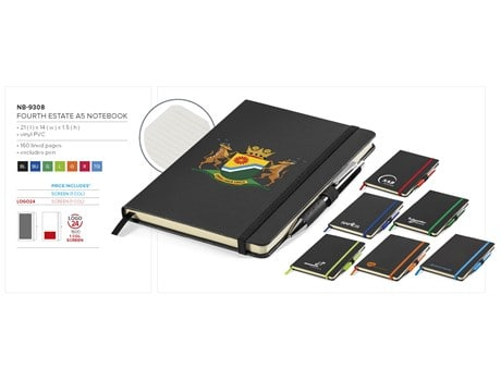 Fourth Estate A5 Notebook Notebooks and Notepads