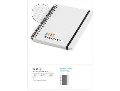 Blot Notebook Notebooks and Notepads 3