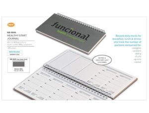 Healthy Planner Journal First Aid and Personal Care