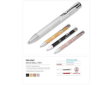 Naos Ball Pen Gift Ideas for Her
