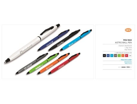 Astro Ball Pen – Blue Only N/A2