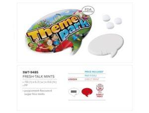 Fresh-Talk Mints First Aid and Personal Care