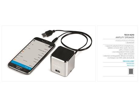 Amplify Speaker Technology