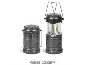 Swiss Cougar Sydney Lantern & Bluetooth Speaker