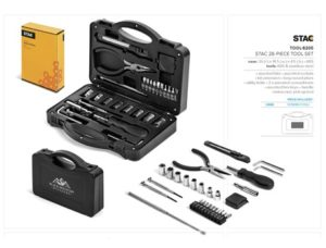Stac 28-Piece Tool Set Tools and Knives