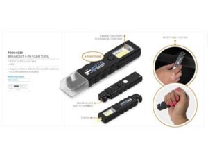 Breakout 4-in-1 Car Tool Technology