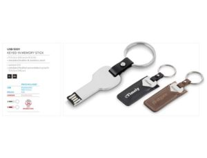 Keyed-In Memory Stick