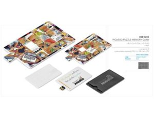 Picasso Puzzle Memory Card – 8GB Technology