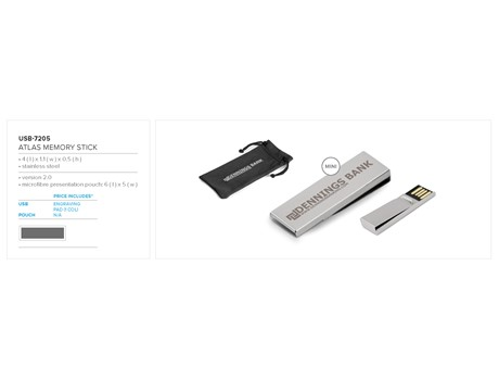 Atlas Memory Stick Technology