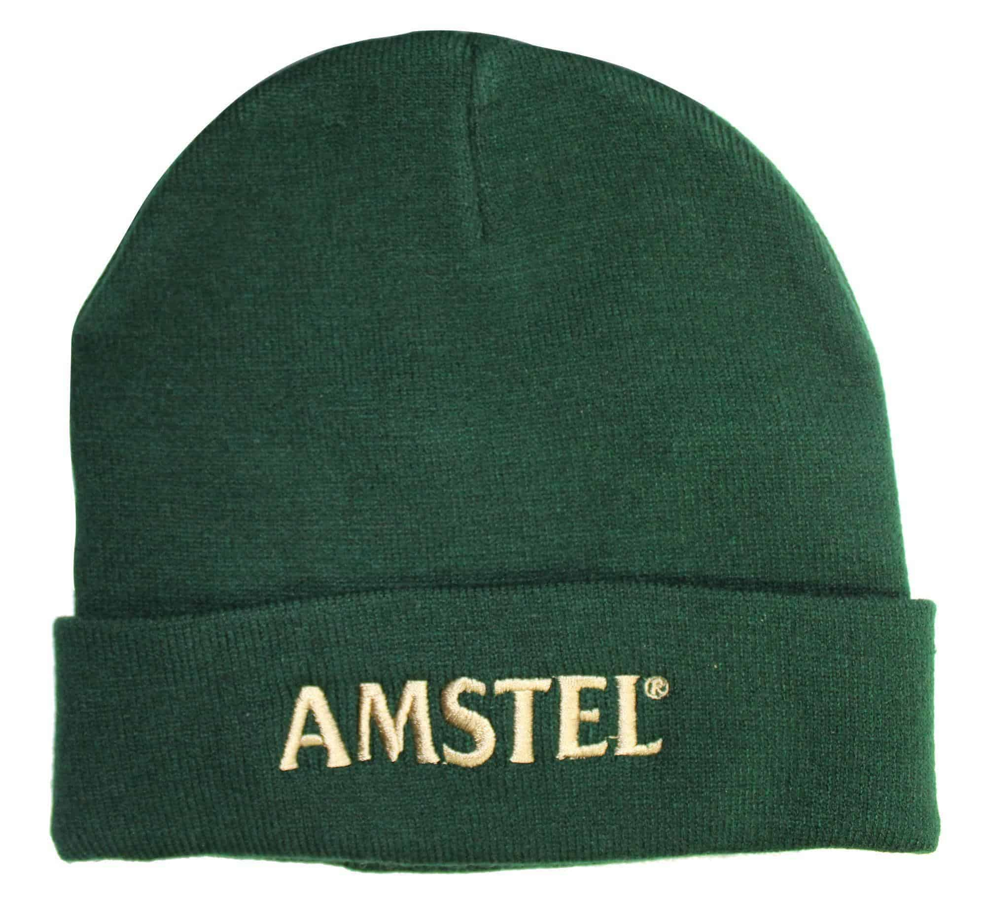 Amstel – Cuffed Knitted Beanie Headwear and Accessories