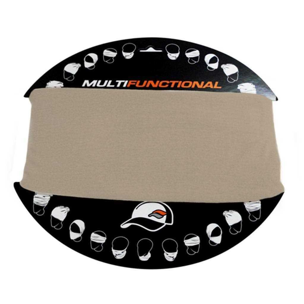 Multi-Functional Headwear- Plain Headwear and Accessories