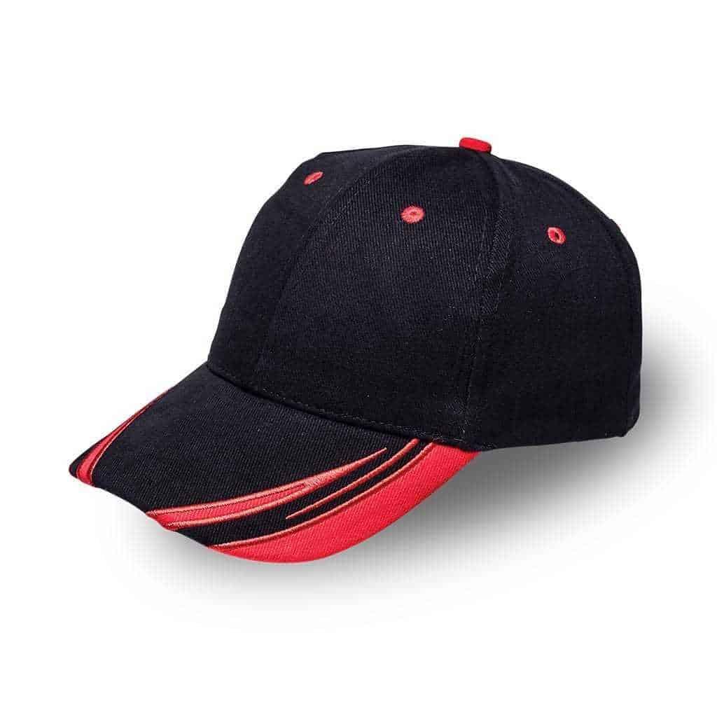 V Stripe Cap Headwear and Accessories