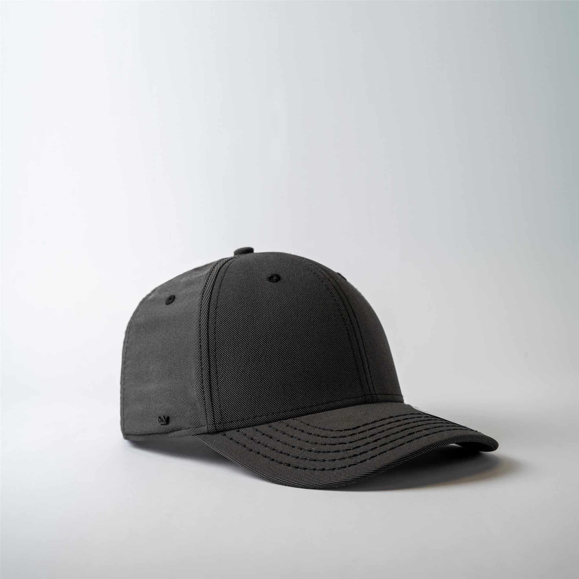 U15613 Spandex Twill 6 Panel Adjustable Headwear and Accessories