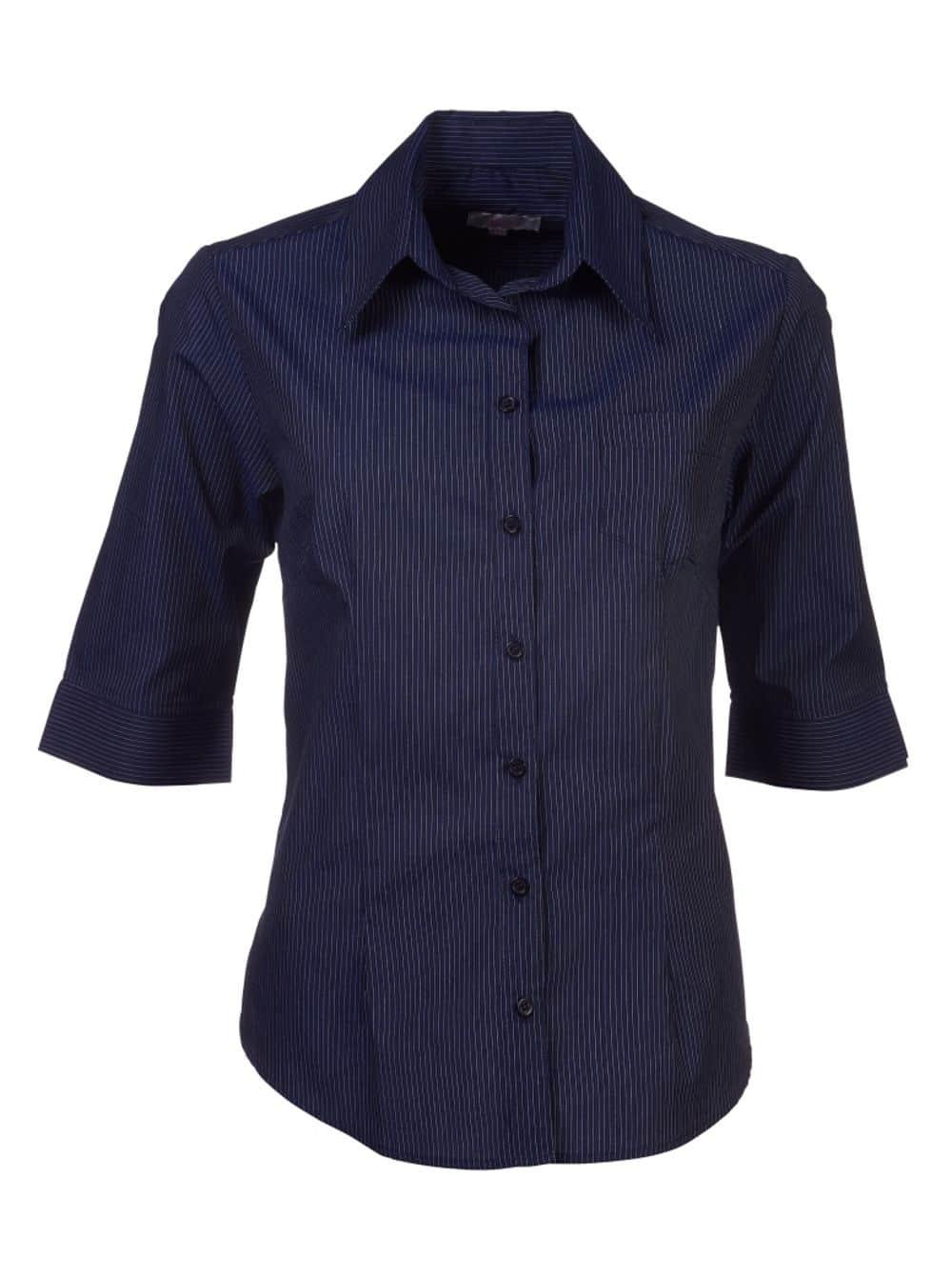 3/4 K122 Jacqui Blouse Lounge Shirts and Blouses
