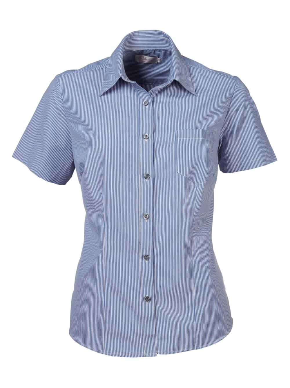 Blouse Wendy Short Sleeve Lounge Shirts and Blouses