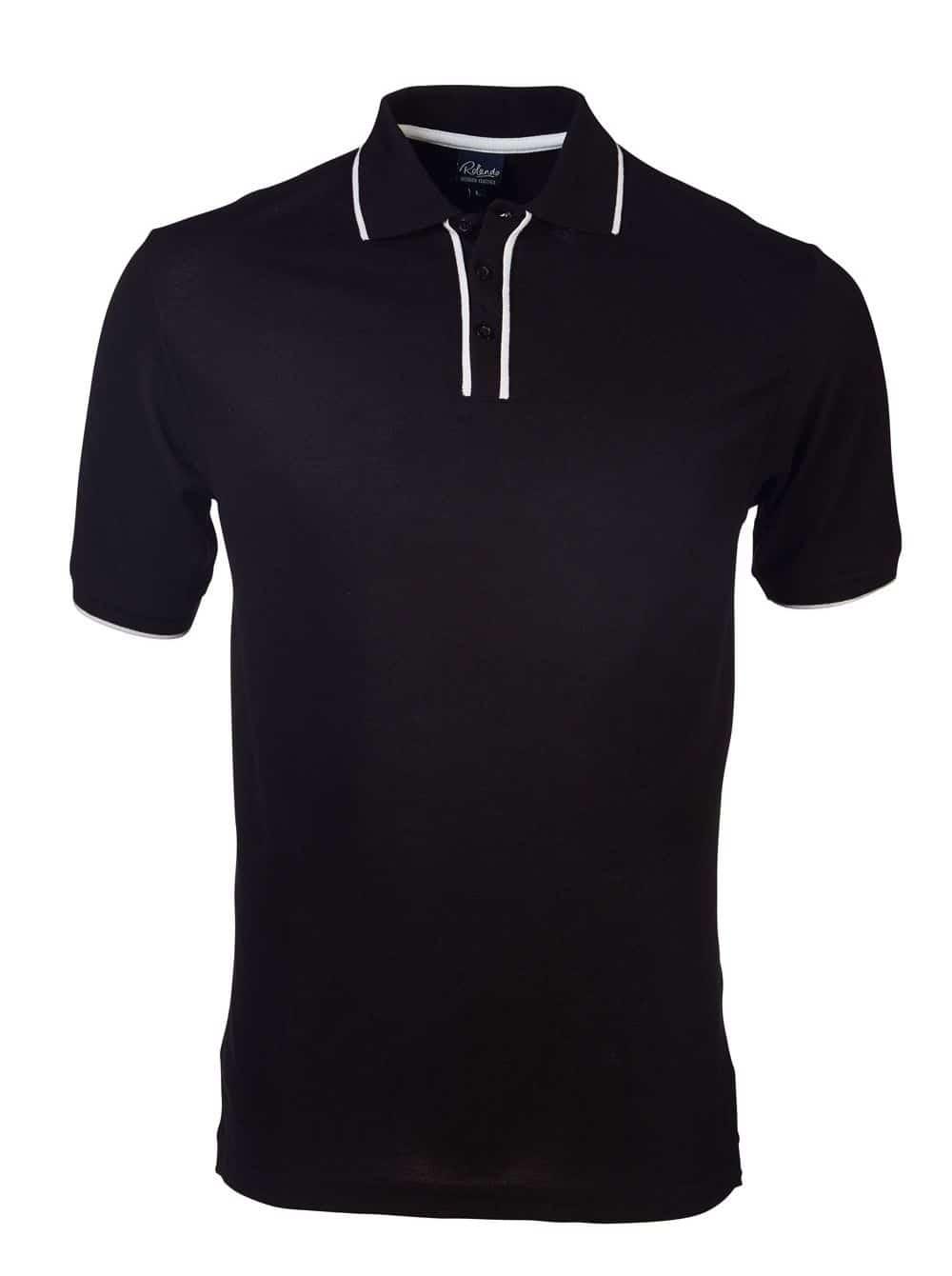 220G Ashton Mens  P21 Pique Golfer Golf Shirts