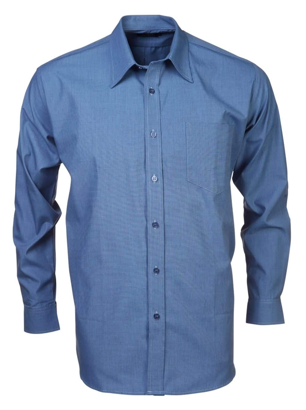 Classic L/S Lounge Shirts and Blouses