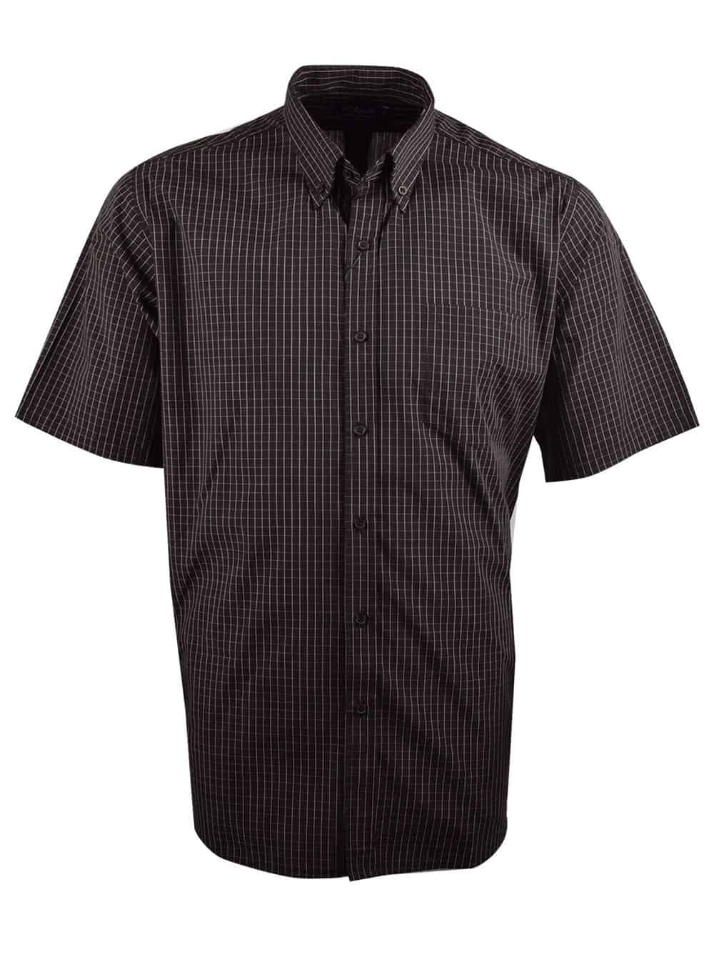 Checked Shirt WS09S Lounge Shirts and Blouses