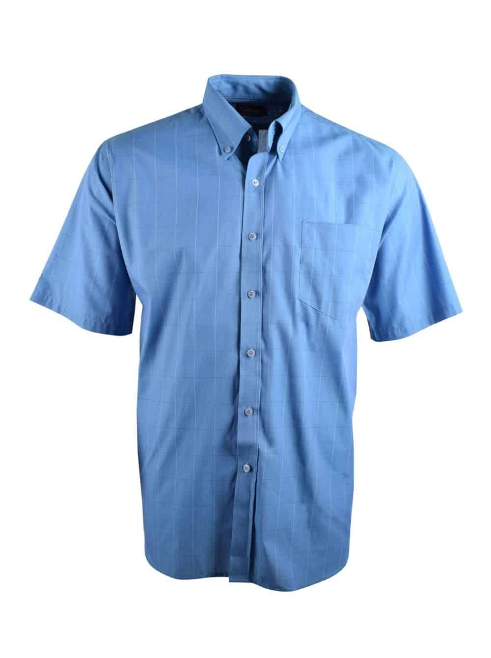 Checked Shirt WS11S Lounge Shirts and Blouses