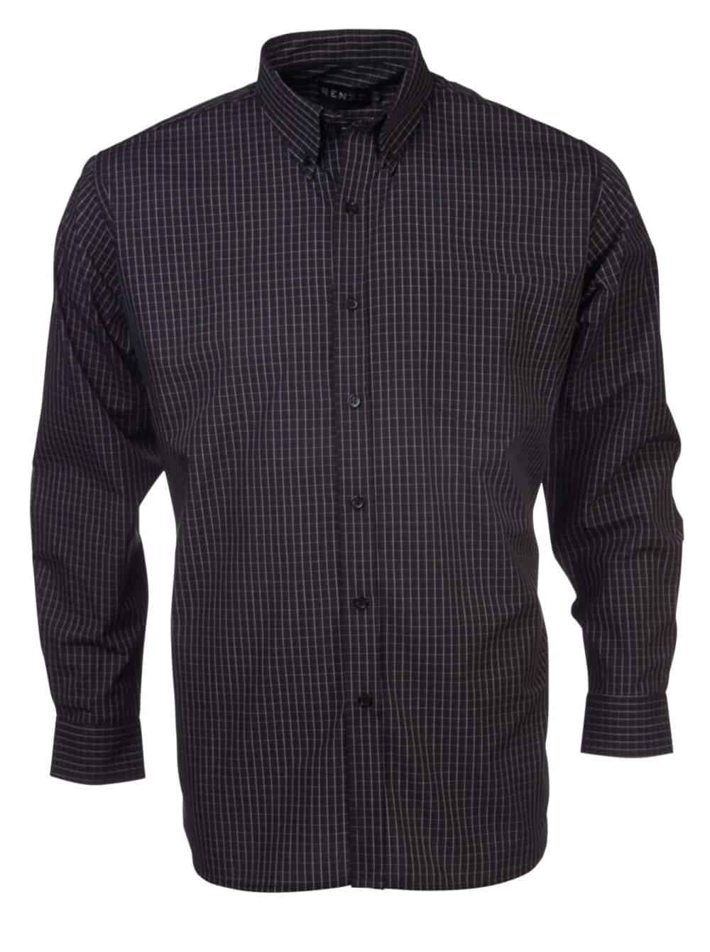 Checked Shirt WS09L Lounge Shirts and Blouses