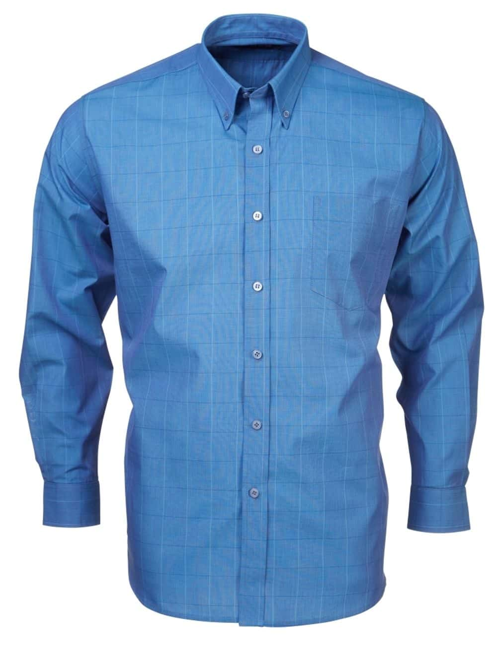 Checked Shirt WS11L Lounge Shirts and Blouses