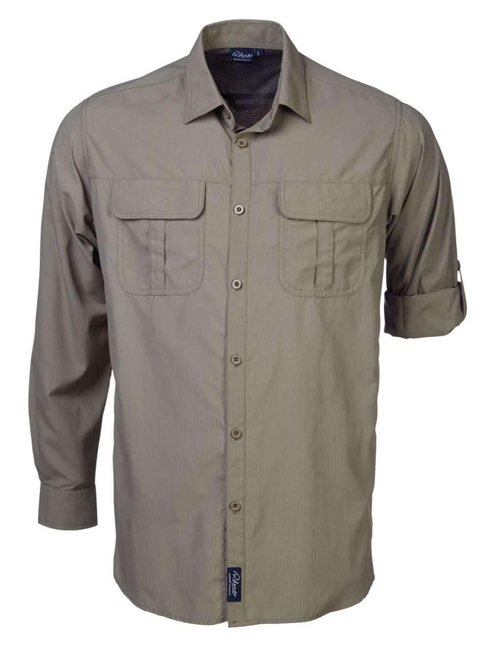 S/Sleeve Safari Shirt Lounge Shirts and Blouses