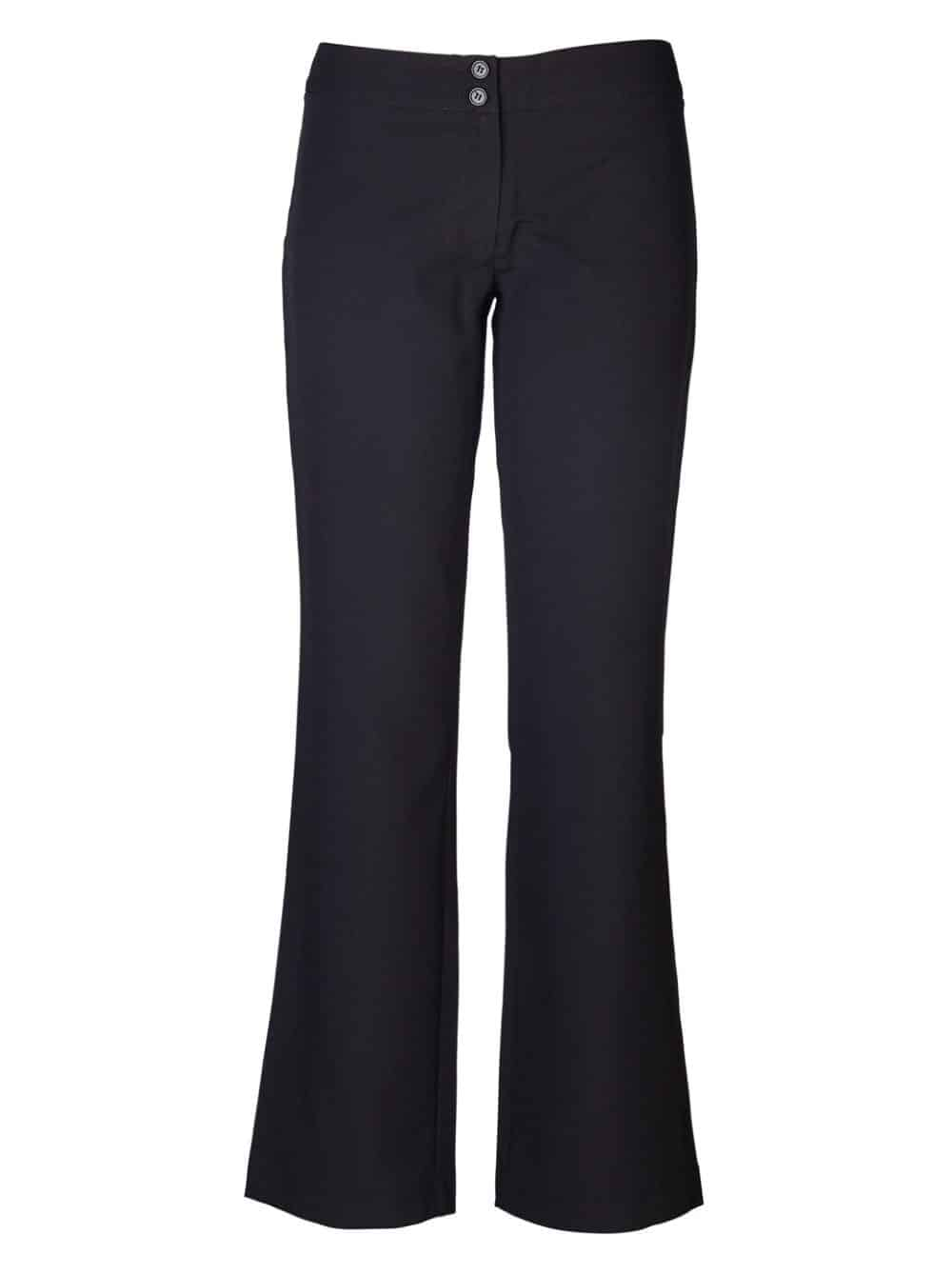 Ladies Susan Hipster Pants Formal Wear