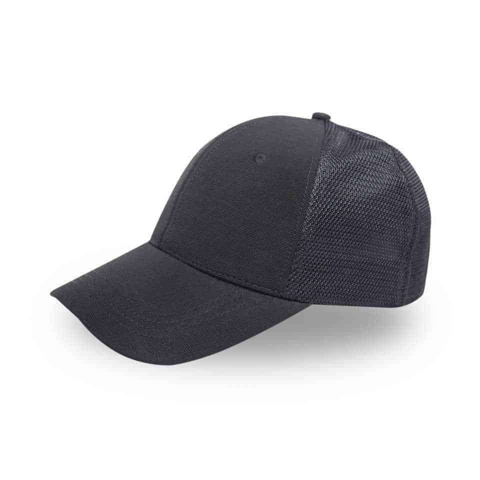 Active 6 Panel Trucker Headwear and Accessories