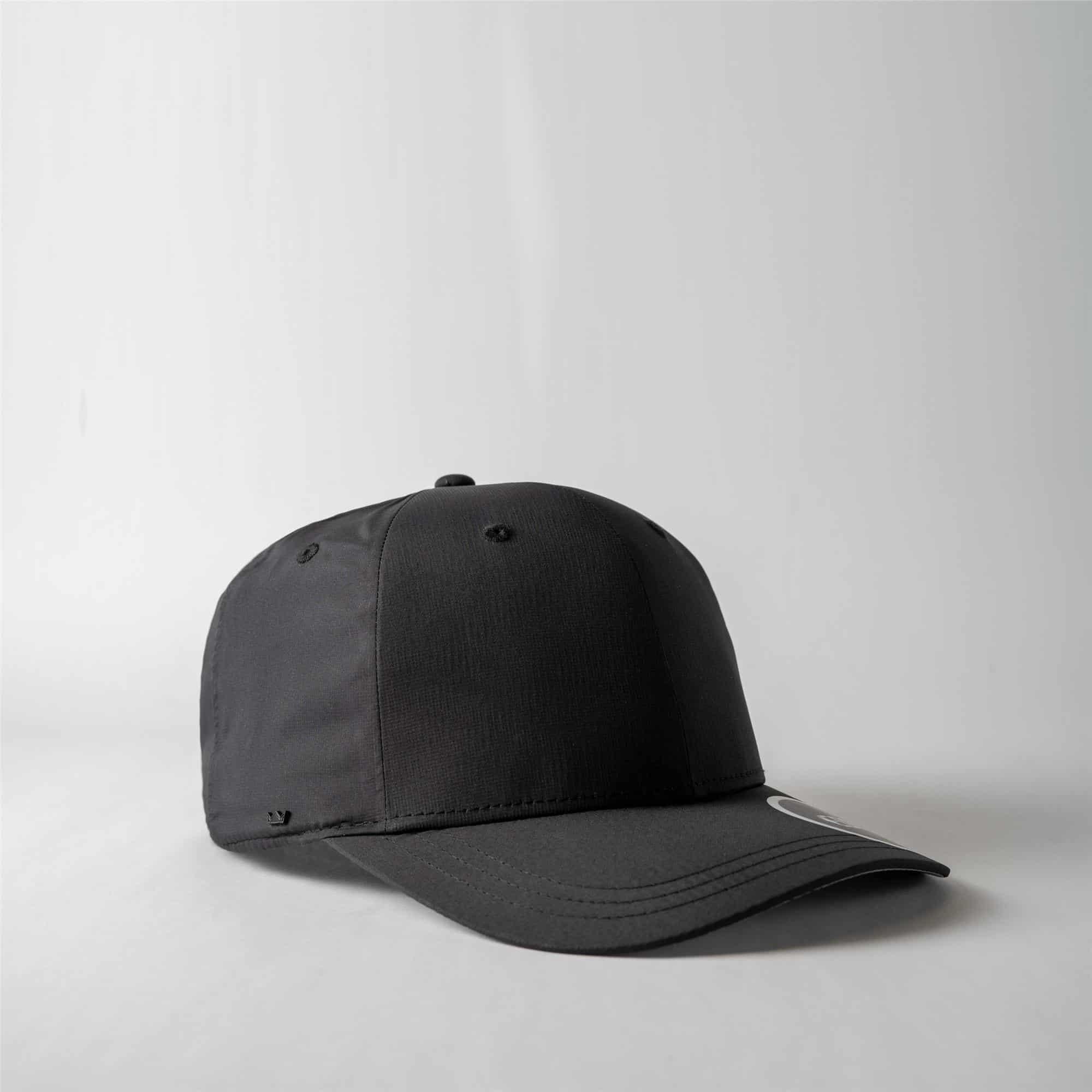 U15801 Edge Bonded 6 Panel Adjustable Baseball Headwear and Accessories
