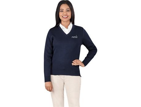 Ladies Heavyweight Ecuador V-Neck Jersey Jackets and Polar Fleece