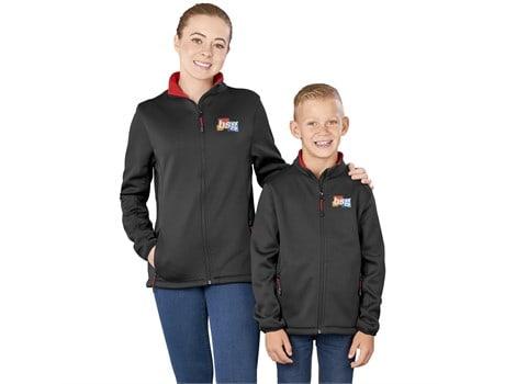 Kids Palermo Softshell Jacket Branded Kids Apparel