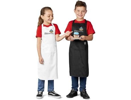 Kids Trickle Bib Apron Branded Kids Apparel