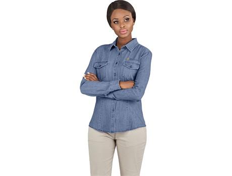 Ladies Long Sleeve Eastwood Shirt Formal Wear
